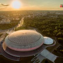 Tauron Arena, krakow, filmowanie, fotografia,. kamerzysta