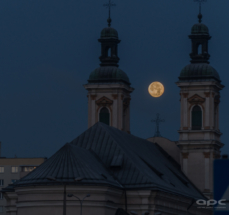 Super księżyc